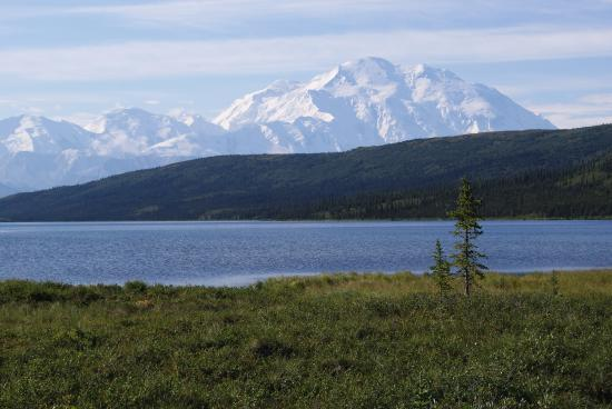 Denali Backcountry Lodge: Wonder Lake and Denali