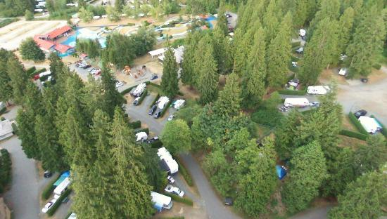 Bridal Falls Camperland RV Resort