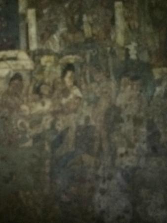 Hotel Padmapani Park : Ajanta paintings