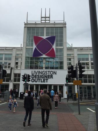 Livingston designer outlet scotland hours address for Design outlet
