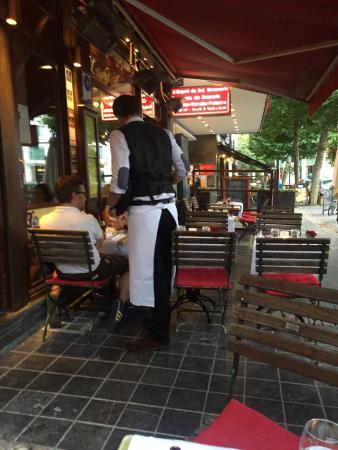 L'Esprit de Sel Brasserie : Magnifique brasserie bruxelloise