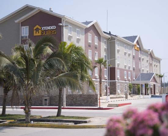Hotel Extended Suites Ciudad del Carmen Aeropuerto