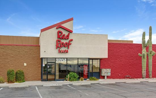 Red Roof Inn Tucson South: Exterior