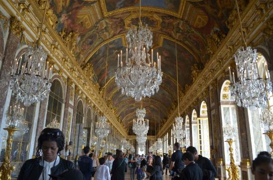 Sala degli specchi foto di reggia di versailles - Sala degli specchi ...