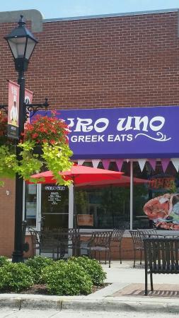 Downtown Decatur Restaurants Greek