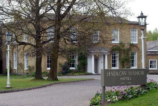 Hadlow Manor Hotel: photo0.jpg
