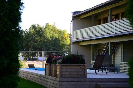 Kurgo Villa Hotel & Restaurant: le coin baignade