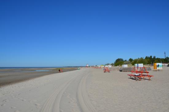 Kurgo Villa Hotel & Restaurant: la plage