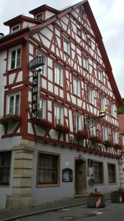 Hotel Ochsen: Front side of the hotel