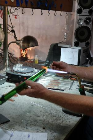 Sparky's Glassblowing