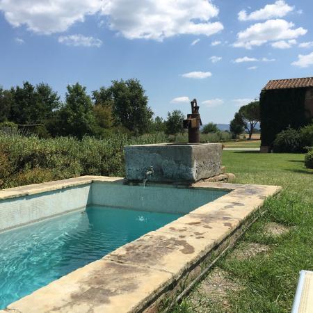 Cortona Resort - Le Terre dei Cavalieri : Pool View