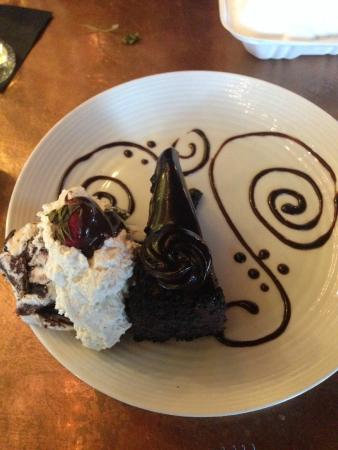 Bailiwicks on Main: Chocolate cake