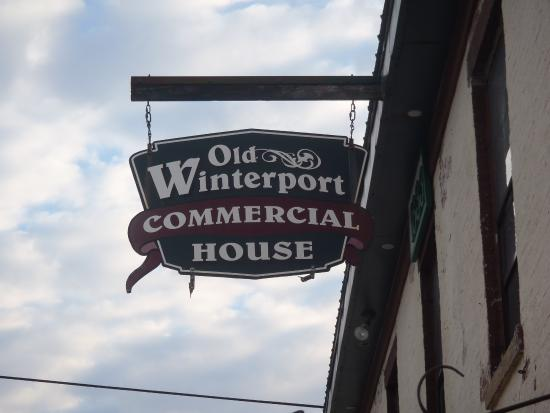 Old Winterport Commercial House: The Inn