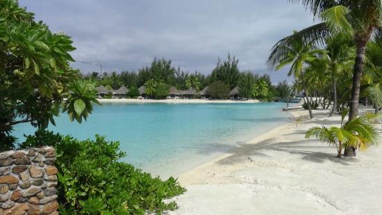 Le Merin Bora La Plage Coté Lagune Et Beach Bungalows