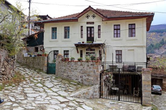 Ethno House Shancheva