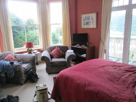 Ingleside Hotel: Lynton View room