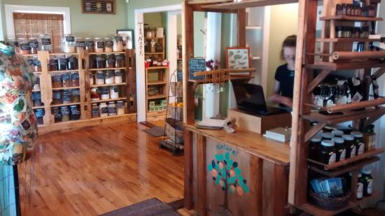 Natural Living Food Co-op and Vegan Cafe