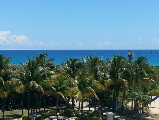SeaSpray Inn Beach Resort: Ocean View