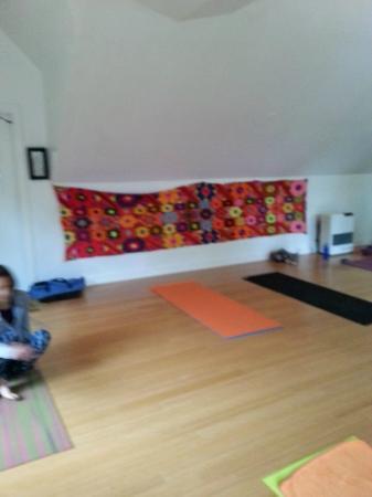 Lanesville, NY: Yoga Retreat, nOMad..always at OM, Breathe-Inn