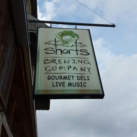 Bellaire, MI: Shorta brewery