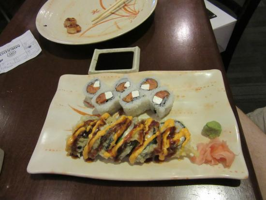 Mikado Japanese Steak House and Sushi Bar: Sushi