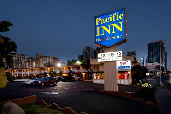 Pacific Inn Hotel & Suites