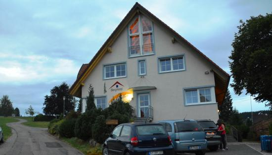 Berghotel Schiller: La facciata