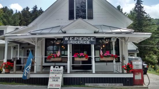 Shrewsbury, VT: Pierce's Store
