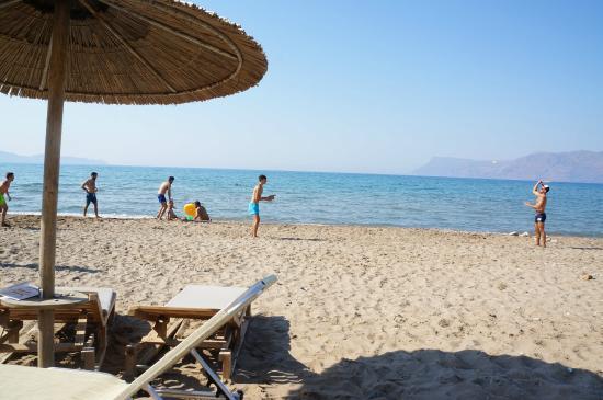 hotel plage et casino crete