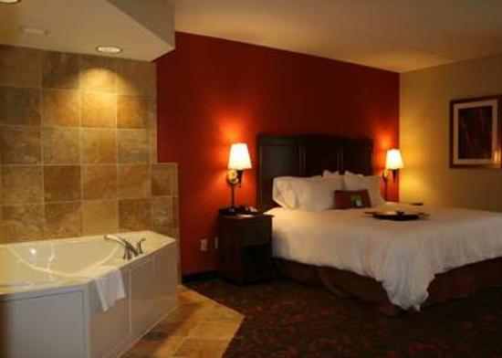 Hampton Inn Elmira/Horseheads: King room
