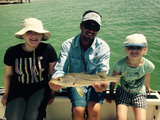 Tarpoons Private Charters: Little catches!