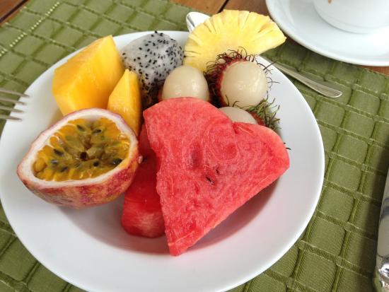 Mandarin Oriental, Bangkok: Breakfast