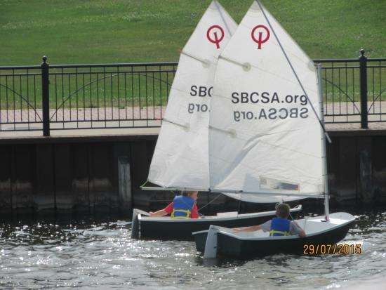 Bay City, Мичиган: Sailboats