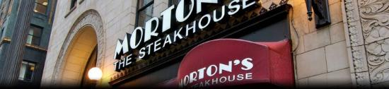 Morton's The Steakhouse: Conveniently locTed