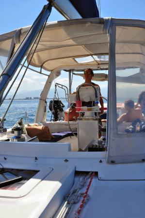 Red Dolphin Sailing Charters: Captain Dan