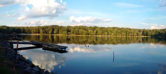 Pocono Lake, PA: Locust Lake