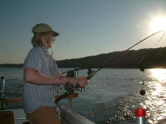 Reel Fun Fishing Charters: West Grand Traverse Bay