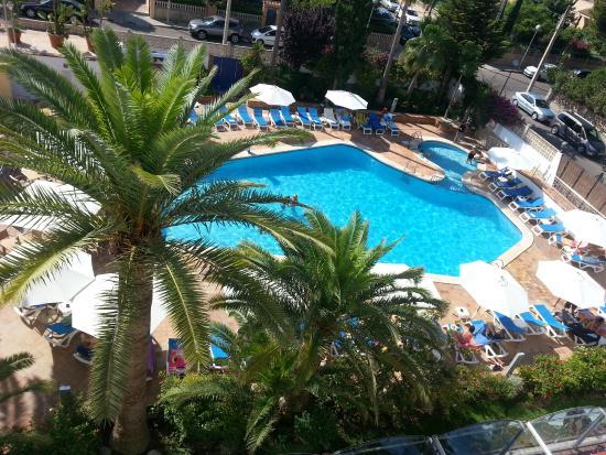 Hotel Cristobal Colon Playa De Palma