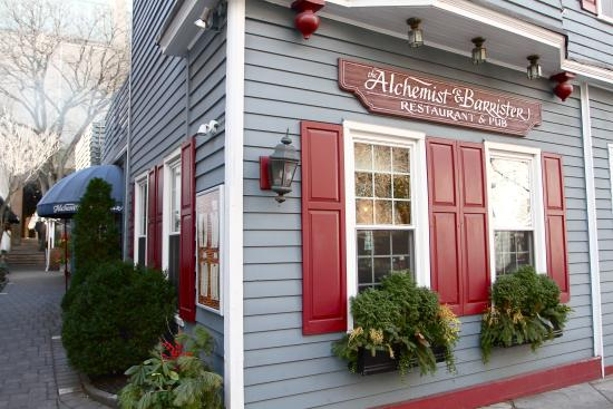 Princeton Tour Company Restaurants In Quaint Alleys
