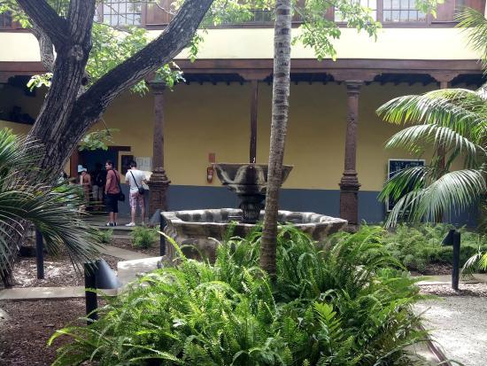Tourist Information Office La Laguna: Interior
