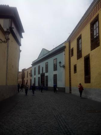 Tourist Information Office La Laguna: calle