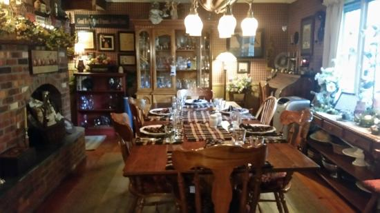 Campton, NH: Lovely Dining Area