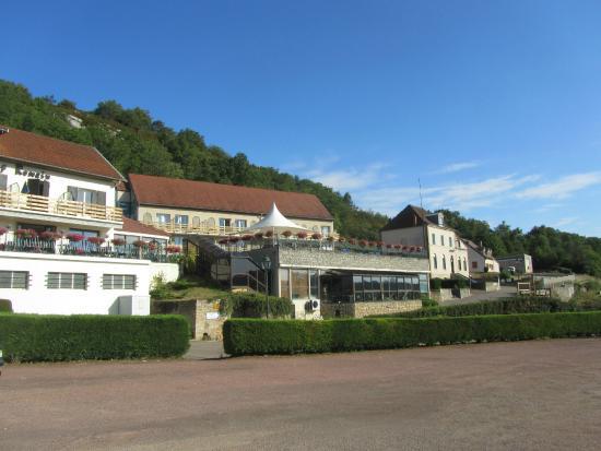 Auberge du Camp Romain: hotel