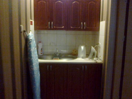 Dzialdowo, Polonia: Aneks kuchenny