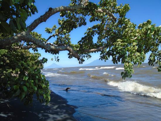 Cardenas, Nicaragua: Playa Punta de Piedra
