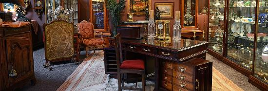 Solvang Antiques - California's Finest Antique Gallery