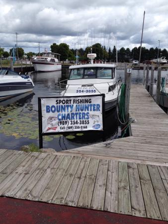 Bounty Hunter Charters
