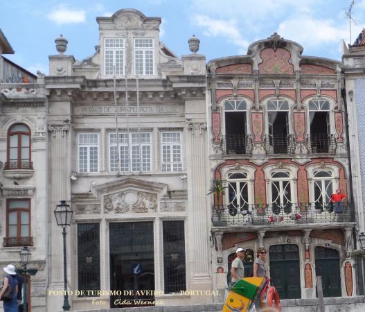 Aveiro Welcome Center