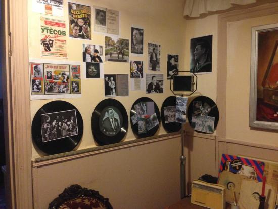 Odessa Museum of Sound Vasily Pinchuk
