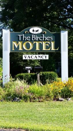 Wilton, estado de Nueva York: Birches Motel